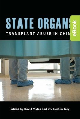 State Organs – eBook